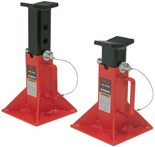 Jack Stands - Norco 5-Tons Each Stand | Model: Norco-81205