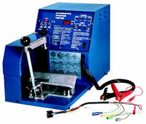 Tester - Associated Equipment Alternator & Starter Bench Tester | Model: ASO8600