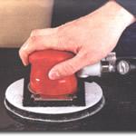 "Dynabrade Products 6"" Diameter Wet Dynabug ""Model T"" Orbital Sander DYB10289"
