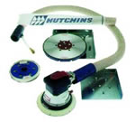 Hutchins Air Sander 6 in. Air Sander HUT8651