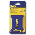 Irwin Industrial 50 Pack Bi-Metal Razor Blades IRW2084300