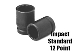 "Sunex Tools 1/2"" Drive 13mm 12 Point Standard Impact Socket SUN213ZM"