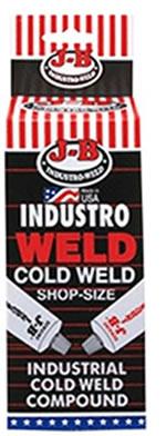 J B Weld Industro Weld Welding Compound JBW8280