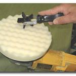 Motor Guard Foam Polishing Pad Cleaning Tool JLMSD-1