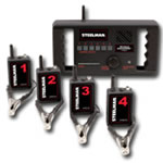 Steelman Wireless ChassisEAR® JSP97202