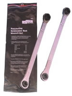 Kastar 2 Piece Ratcheting Serpentine Belt Wrench Set KAS8584