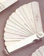 KD Tools .04 to 1.00mm Metric Spark Plug Gauge KDT2274