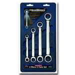 KD Tools 4 Piece E Torx GearWrench Set KDT9224