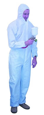 Kimberly Clark Krew 1300 Hooded Paint Suit X-Large KIM72214
