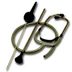 Lisle Stethoscope Set LIS52750