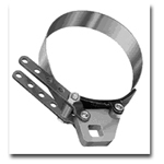 "Lisle 4-3/8"" to 5-5/8"" Adjustable Oil Filter Wrench LIS53100"