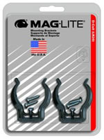 Mag Instrument D-Cell Maglite Mounting Brackets MAGASXD026