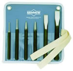 Mayhew 6 Piece Punch and Chisel Set MAY61005