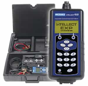 Tester - Midtronics inTELLECT EXP Expandable Electrical | Model: MDTEXP1000AMP
