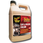 Meguiars Solo One Liquid System Cut and Polish Cream - Gallon MEGM8601