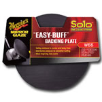 """Meguiars Solo One Liquid System """"Easy Buff"""" Rotary Backing Plate MEGW66"""