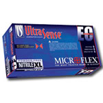 Micro Flex Medium UltraSense™ EC Extended Cuff Powder Free Nitrile Gloves MFXUSE880M