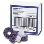 10-Pack 3M™ Scotch-Brite™ Roloc™ Brake Hub Cleaning Disc MMM07546