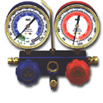 Mastercool 2-Way Manifold Gauge MSC89772