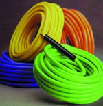 Mountain 25 ft. x 3/8 in. Orange Hose MTN663825O