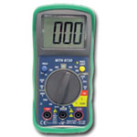 Mountain Digital Multimeter with Built-in Temperature Readings MTN8720