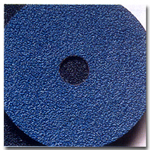 "Norton NorZon 7"" 50 Grit Blue Stripper Fiber Sanding Discs NOR38592"