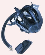 SAS Safety Supplied Air Medium Opti-fit™Full Face Respirator SAS9814-05