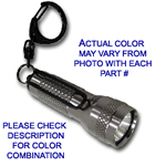 Streamlight Black with White LED KeyMate® LED Flashlight STL72001