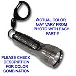 Streamlight Black with White LED KeyMate® LED Flashlight STL72001