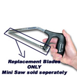 Stahlwille Mini Hacksaw Replacement Blades STW12053R