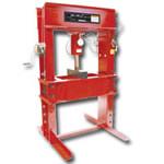 Sunex 150 Ton Capacity Air/Hydraulic Shop Press SUN52150