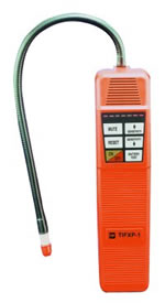 TIF Instruments MPC Style Multi-Gas Refrigerant Leak Detector TIFXP1A