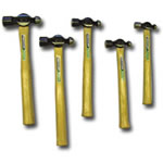 Vaughan 5 Piece Ball Pein Hammer Set VAU18710