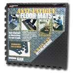 Wilmar Diamond Shape Anti-Fatigue Mats WLMW88989