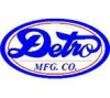 Detro Manufacturing 12/box Standard Spray Mask DET-1400