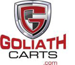 Goliath Cart LLC PG1-A Secure Series  Paint Gun Locker