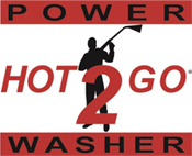 Hot2Go® SH30003HH Hot Water Pressure Washer 3000/3.0 270cc Pull Start