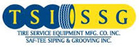 Tire Service Equipment Mfg. CH-5 - TSICH-5