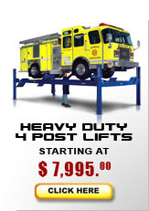 4 post heavy duty lifts