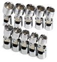"SK Tools 3/8"" Drive 10 Piece 6 Point Flex Metric Socket Set SK3910"
