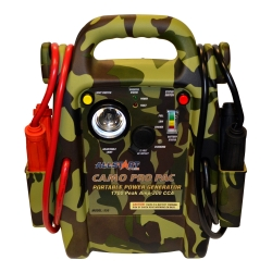 CalVan Tools Camo Pro Pac Booster Pack with Inverter CAL555