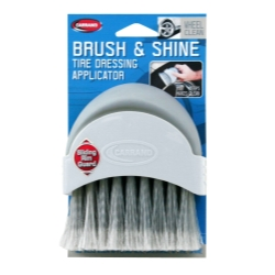 Carrand Pro Tire Shine and Applicator Brush CRD93045