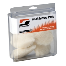 "Dynabrade Products 3"" Synthetic Wool Pads DYB76015"