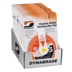 "Dynabrade Products 6"" Sanding Pad Counter Display (Non-Vacuum) DYB95996"