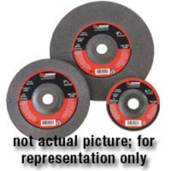 "Firepower 4-1/2"" x 1/4"" x 5/8"" 11NC Type 27 Depressed Center Grinding Wheels FPW1423-2232"