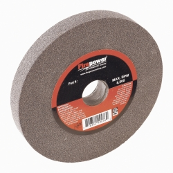 "Firepower 6"" x 3/4"" 60 Grit Type 1 Bench Grinding Wheel FPW1423-2310"