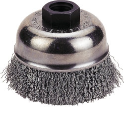"Firepower 4"" Crimped Wire Cup Brush FPW1423-3158"