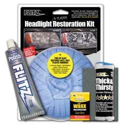Flitz Headlight Restoration Kit FTZHR31501