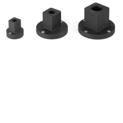 Grey Pneumatic 3 Piece Reducing Adapter Set GRE103RA