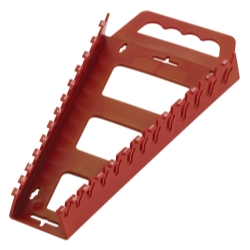 Hansen Global Red Quik-Pik SAE Wrench Rack HNE5301